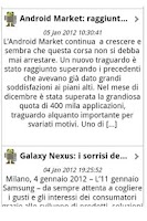 Screenshot of Android News do you know...