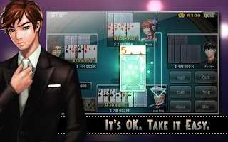 Screenshot of SEVEN POKER & TEXAS HOLD'EM