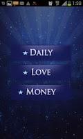 Screenshot of My Daily Horoscope