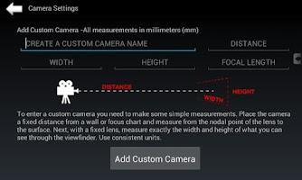 Screenshot of Artemis Director's Viewfinder