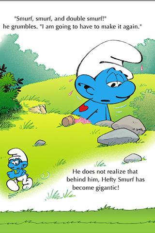 【免費漫畫App】The Smurfs - The Giant Smurf-APP點子