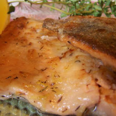 Lemon Thyme Rainbow Trout