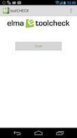 Screenshot of Elma ToolCheck