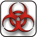 BioHazard doo-dad red icon