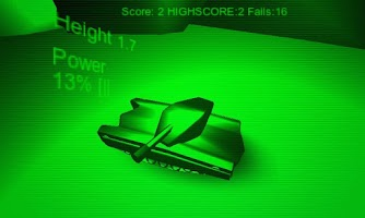 Screenshot of Night Tank 3D