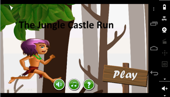Welcome to the Jungle Runner - screenshot