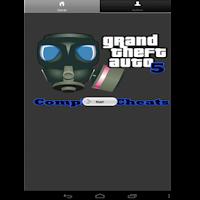 Screenshot of GTA V Complete Cheats