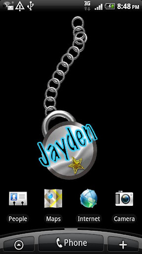 Jayden Live Wallpaper