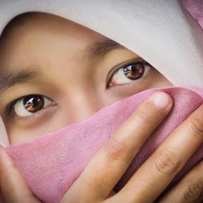 by Cikgu Al - People Portraits of Women