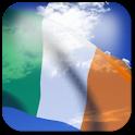 3D Ireland Flag