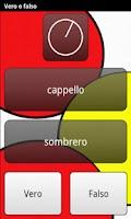 Screenshot of Apprendre l'espagnol