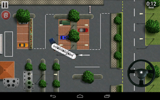 Screenshot of Parking Truck