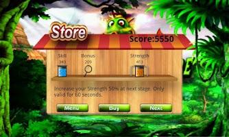 Screenshot of Dragon Treasure - Golden Miner