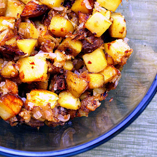 Home Fries With Peppers And Onions Recipes