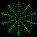Green Radar, Video Theme icon