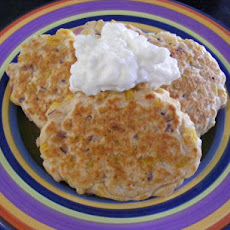 Corn Fritters (21 Day Wonder Diet: Day 6)