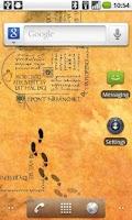 Screenshot of Live Prints Live Wallpaper
