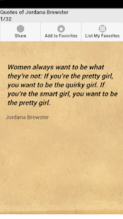 Quotes of Jordana Brewster - screenshot
