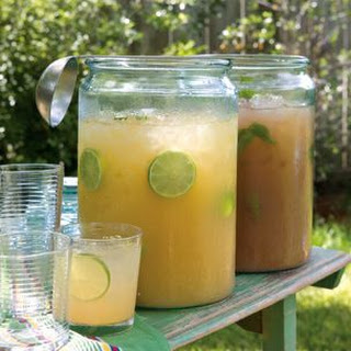 Guava-Lime Cooler