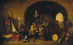 RIJKS: David Teniers (II): painting 1641