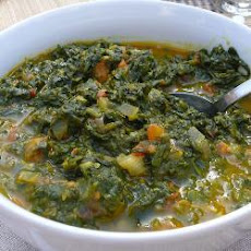 Palak Dhal (Spinach and Lentils)
