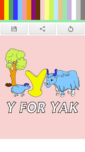 A to Z Coloring Book For Kids - screenshot