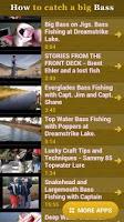 Screenshot of Bass Fishing