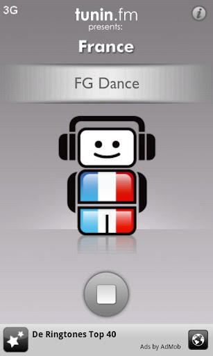 【免費音樂App】France Radio by Tunin.FM-APP點子