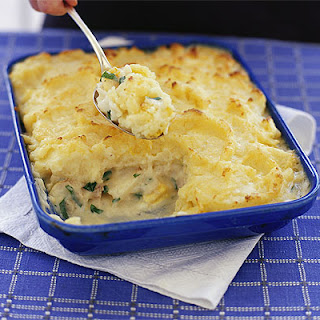 Fish Pie - In Four Steps