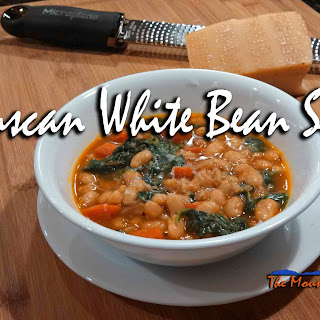 Tuscan White Bean Soup With Spinach Recipes