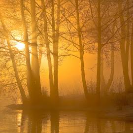 by Jorma Hevonkoski - Landscapes Sunsets & Sunrises