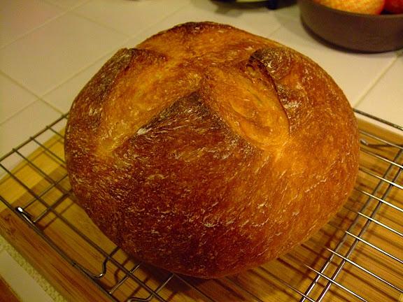 Round loaf