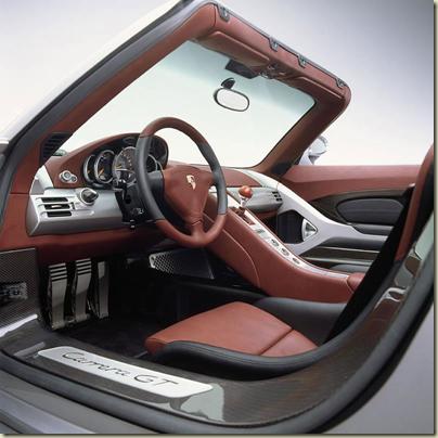 Porsche Carrera ''interior''