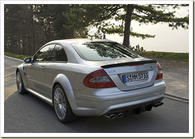 Mercedez-Benz CLK63 AMMG