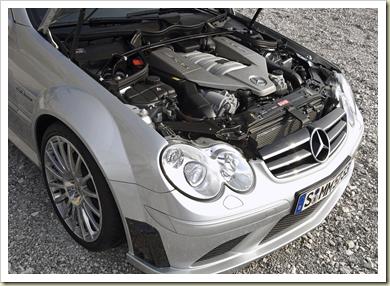 Mercedez-Benz CLK63 AMGG