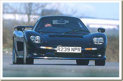 Ascari Ecose 1999