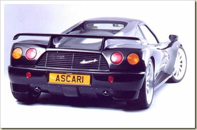 Ascari Ecosse 1999