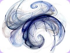 indefinite blue