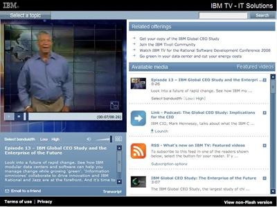 IBM TV