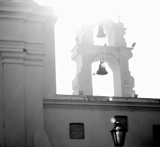 Campanario Iglesia del Pilar 4