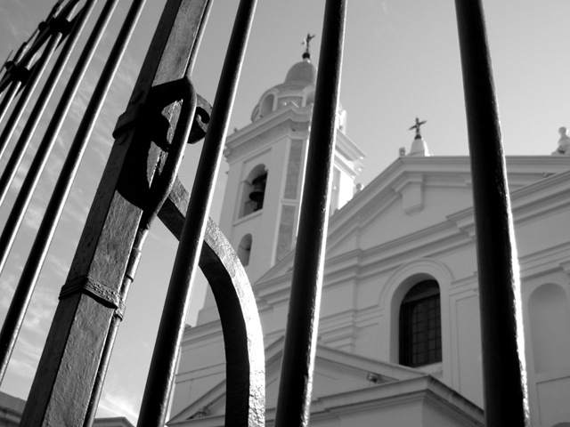 Campanario Iglesia del Pilar 2