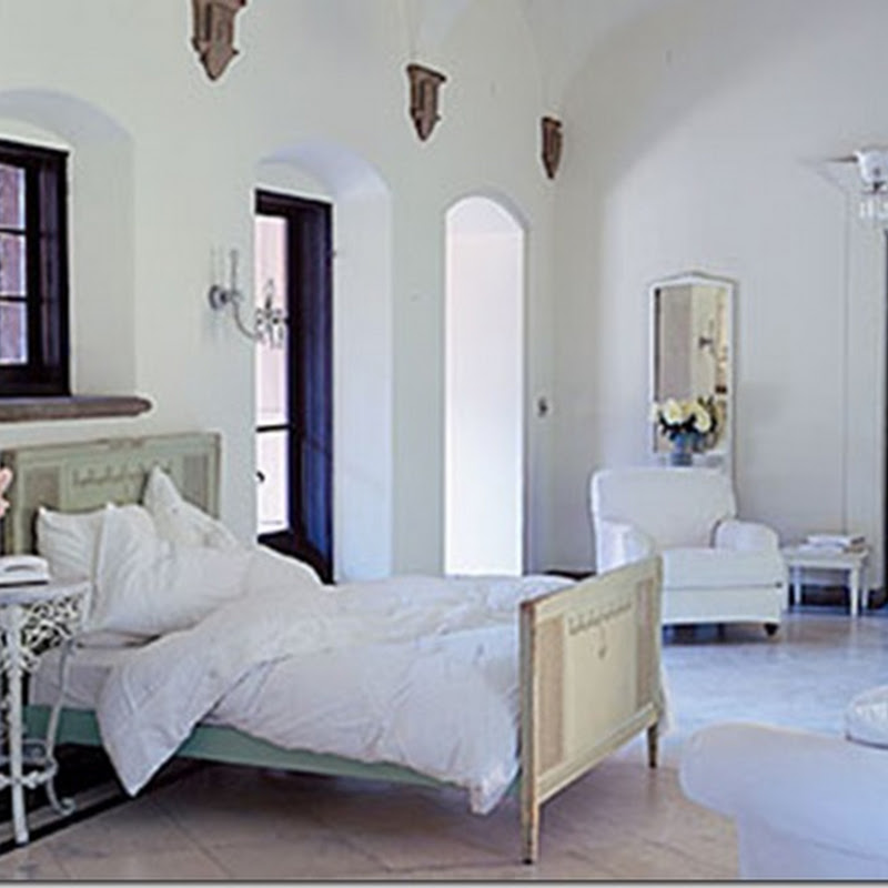 Another White Bedroom