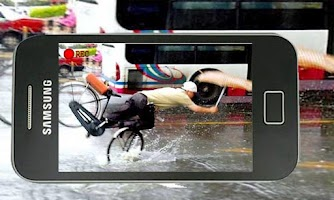 Screenshot of One click video