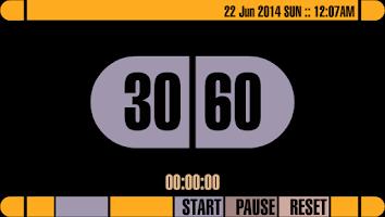 Screenshot of 60 Seconds