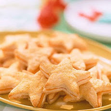 Starfish Biscuit Sandwiches