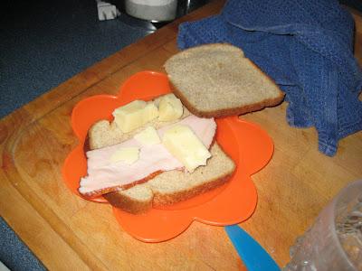 Bige sandwich