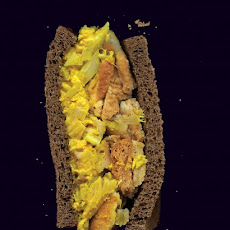 Curried Turkey Sandwich