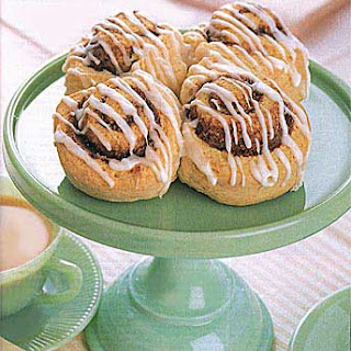 Shortcut Cinnamon Buns