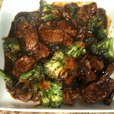 Honey Beef and Broccoli Stir Fry
