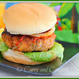 Aloha (Hawaiian Style) Burgers - Throwback Thursdays